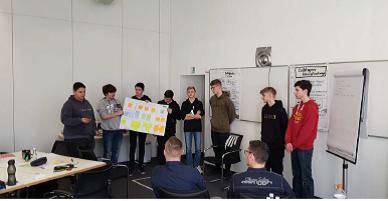 "Workshop zum Thema ""Schülerfirma"""